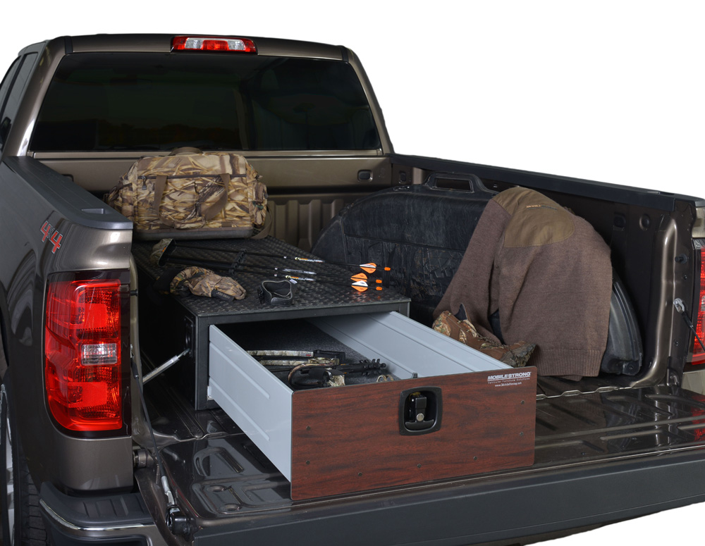 Mobile Strong Truck Bed Storage