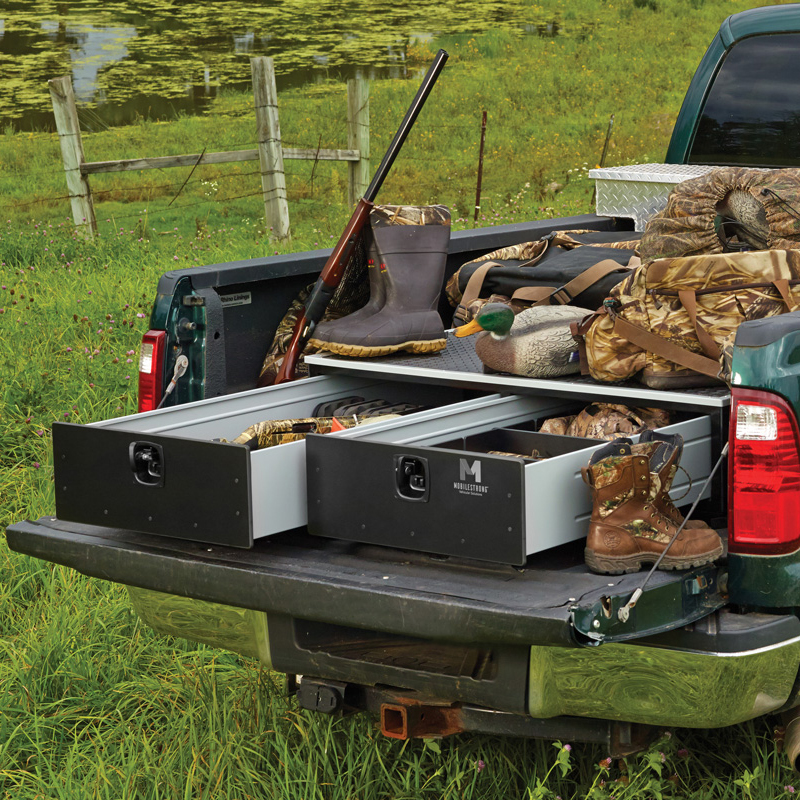 """MS610 6 ft TRUCK Storage Drawer Waterfowl Edition - 15""""H"""