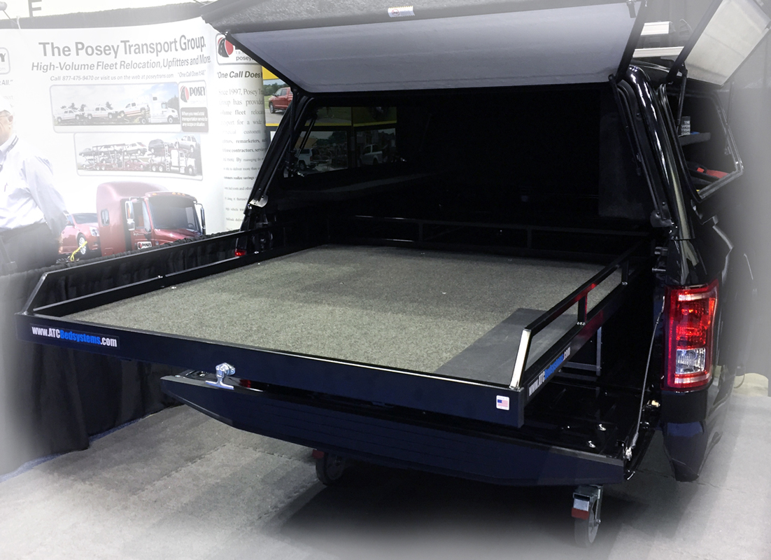 Full Size Store 'n Pull System - 5ft Bed