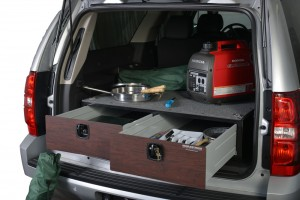 Mobilestrong Storage Solutions for SUV