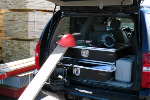 HDP SUV Storage Drawers