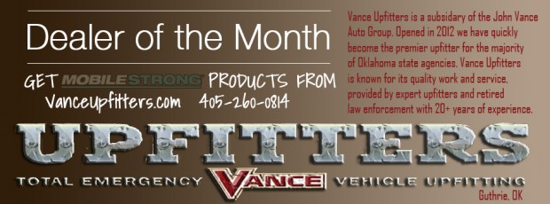 MobileStrong Dealer of Month - Vance Emergency Vehicle Upfitters