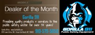MobileStrong Dealer of the Month: June, 2015 Gorilla 911