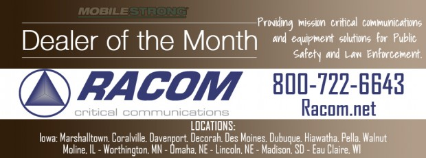 Racom MobileStrong Dealer of Month