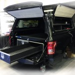 HDP Store 'n Pull Truck Box & Bed System Slide Package
