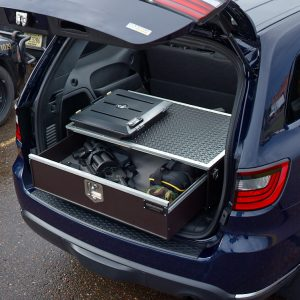 SUV Cargo Storage Drawer