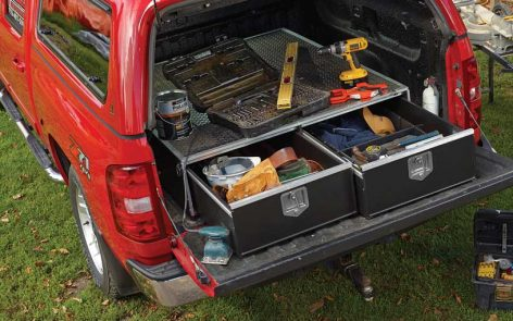 Storage Drawers for Commercial Trucks & Vehicles