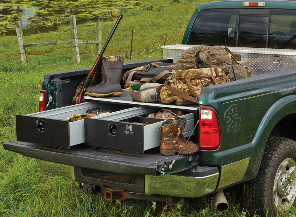 mobilestrong-pickup-truck-storage-drawers-hunting_1000x732 & Hunting and Camping Organizers for Truck u0026 SUV | MobileStrong