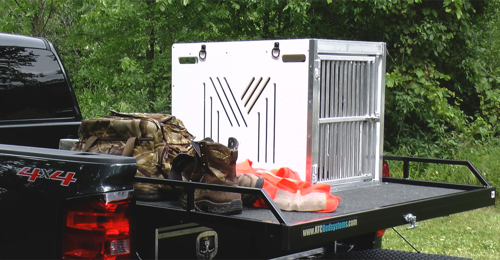 MobileStrong Heavy Duty Dog Kennel