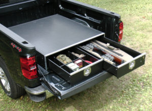 MobileStrong HDP Pickup Truck Drawers