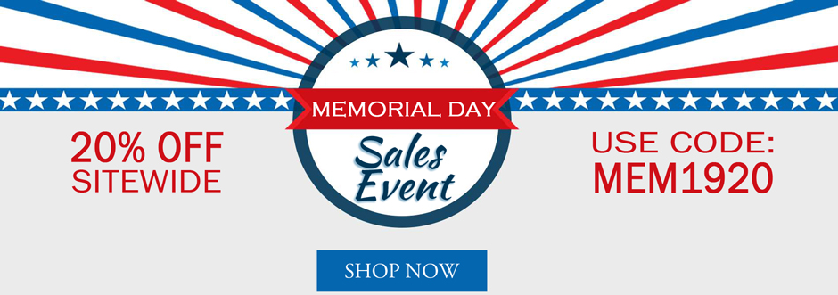 Memorial Day Sale Event MobileStrong